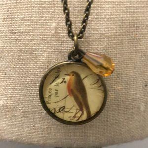 Fringe Jewelry - Bird is the word! 🐥Fringe necklace